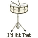 I'd Hit That Snare