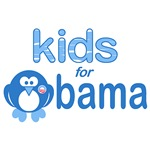 Kids for Obama Penguin