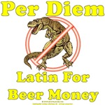 Per Diem - Latin For