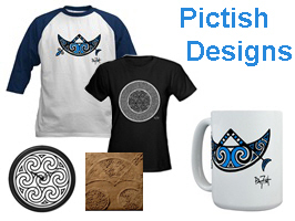 Pictish Designs