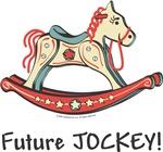 Unique Baby Gifts - Future Jockey