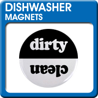 Dishwasher Magnets