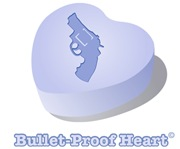 Bullet-Proof Candy Heart
