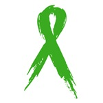 Run for a Cause - Green Ribbon