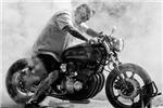 Burnout Pit Smoke Rider