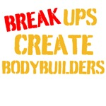 Breakups Create Bodybuilders