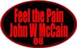 Feel the Pain John W McCain