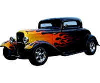 Ford Deuce Coupe Hotrod