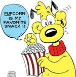 Pupcorn