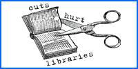 Cuts Hurt Libraries
