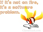 It's a Software Problem