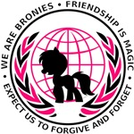 We Are Bronies (in pink)