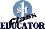 1st class teacher