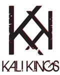 Kali Kings KK Logo Red and black