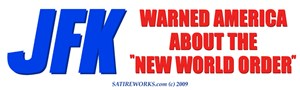 JFK's Warning of NWO