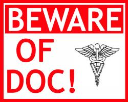 Beware Of Doc! (Veterinary)