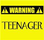 WARNING: Teenager
