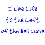 Left of the Bell Curve