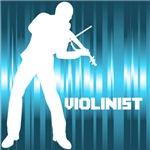 Music Wave Violinist