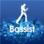 Music Melody Bassist