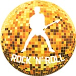 Disco Ball Rock& Roll