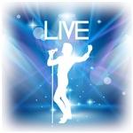 Live Sparkle Spotlight