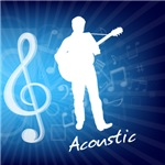 Treble Clef Acoustic