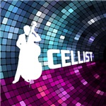 Music Beat Cellist