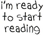 ready to start reading