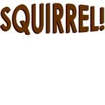Squirrel on My Back