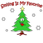Smiling Is My Favorite Tree