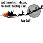 Christmas Vacation Play Ball!
