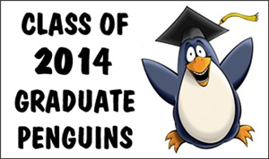 2014 Graduate Penguins