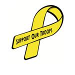 Yellow Ribbon T-shirts