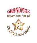 GRANDMAS NEVER RUN ...