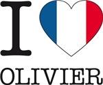 I LOVE OLIVIER