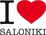 I LOVE SALONIKI