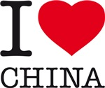 I love China