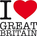 I LOVE GREAT BRITAIN