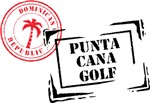 Punta Cana Golf Stamp