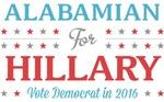 Alabamian for Hillary