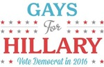 Gays for Hillary