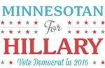 Minnesotan for Hillary