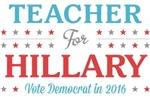 Teacher for Hillary