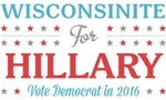 Wisconsinite for Hillary