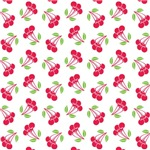 Cherries Pattern and Cherry Decor