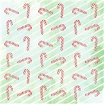 Striped Candy Canes