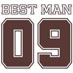 Uniform Best Man 09 T-Shirts