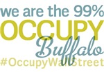 Occupy Buffalo T-Shirts