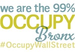 Occupy Bronx T-Shirts